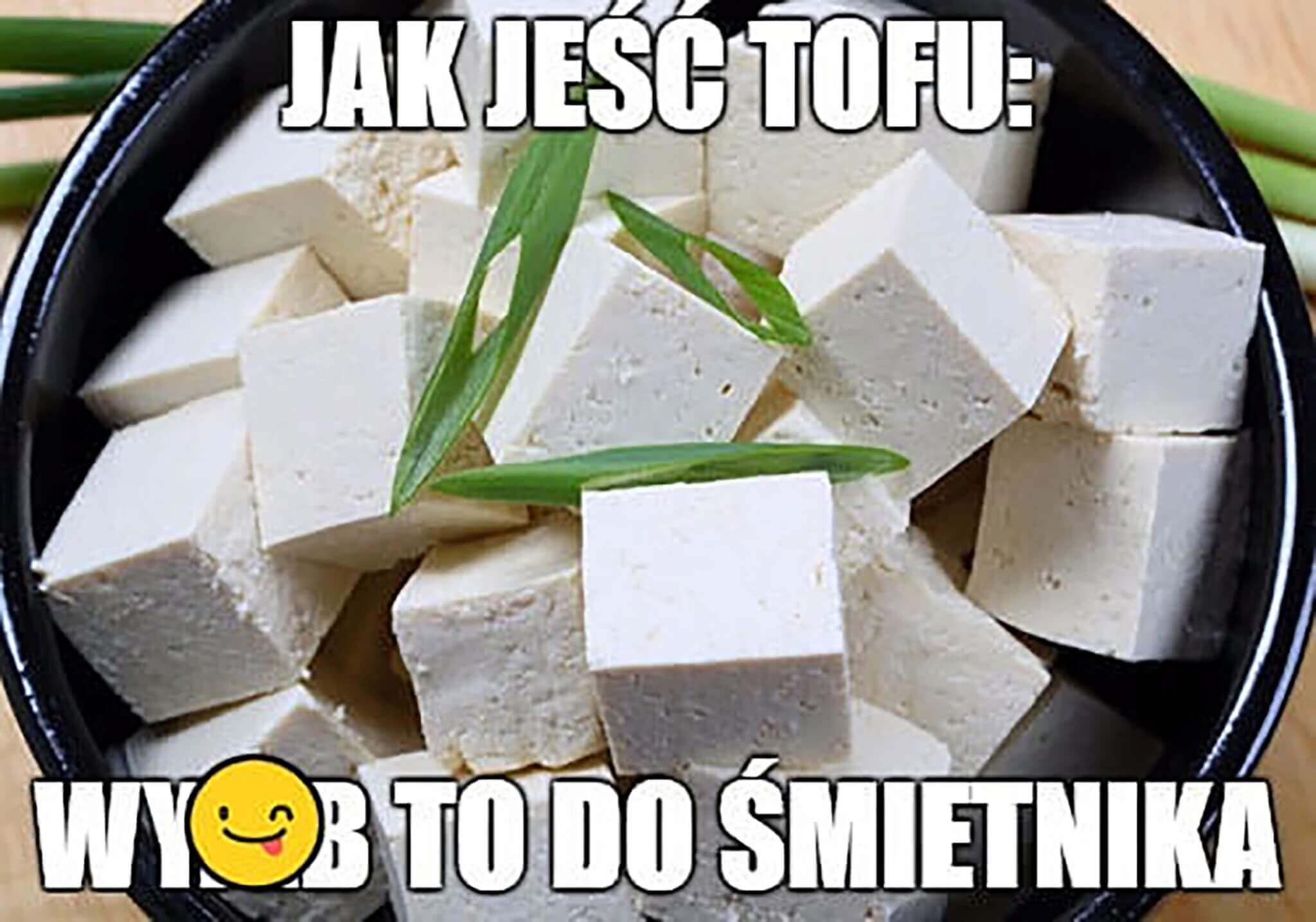 Jak jeść tofu?